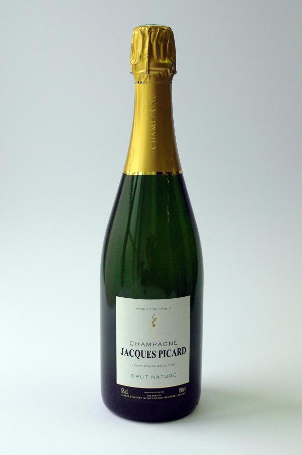 Champagner Jacques Picard Brut Nature